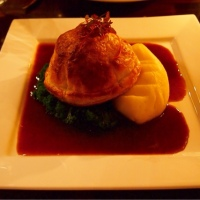 Proper pub grub @ The Ship Tavern, Holborn