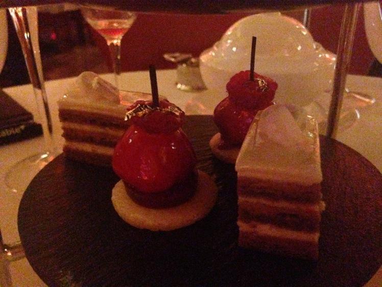 cafe royal desserts