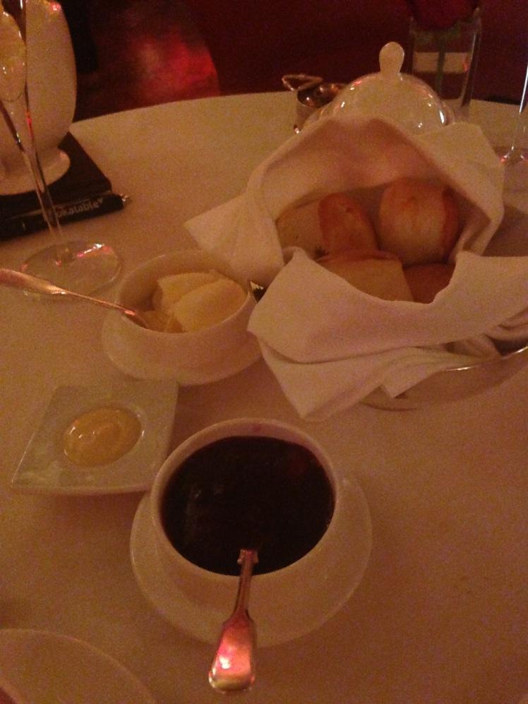 Cafe Royal scones