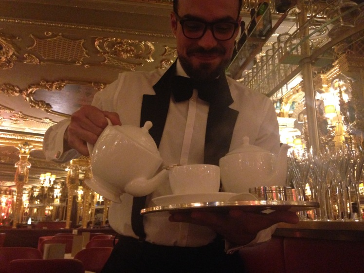 Cafe Royal Tea