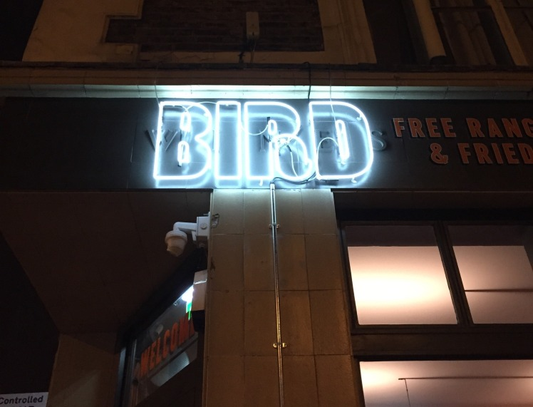 Bird islington