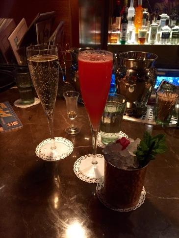 Dishoom cocktails