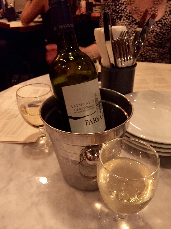 Dishoom House white wine