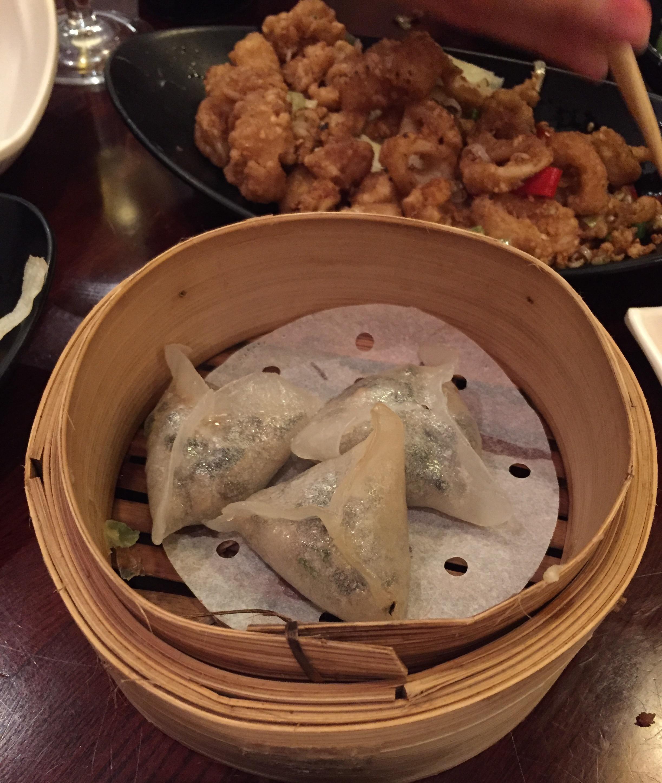 bento ramen mushroom dumplings