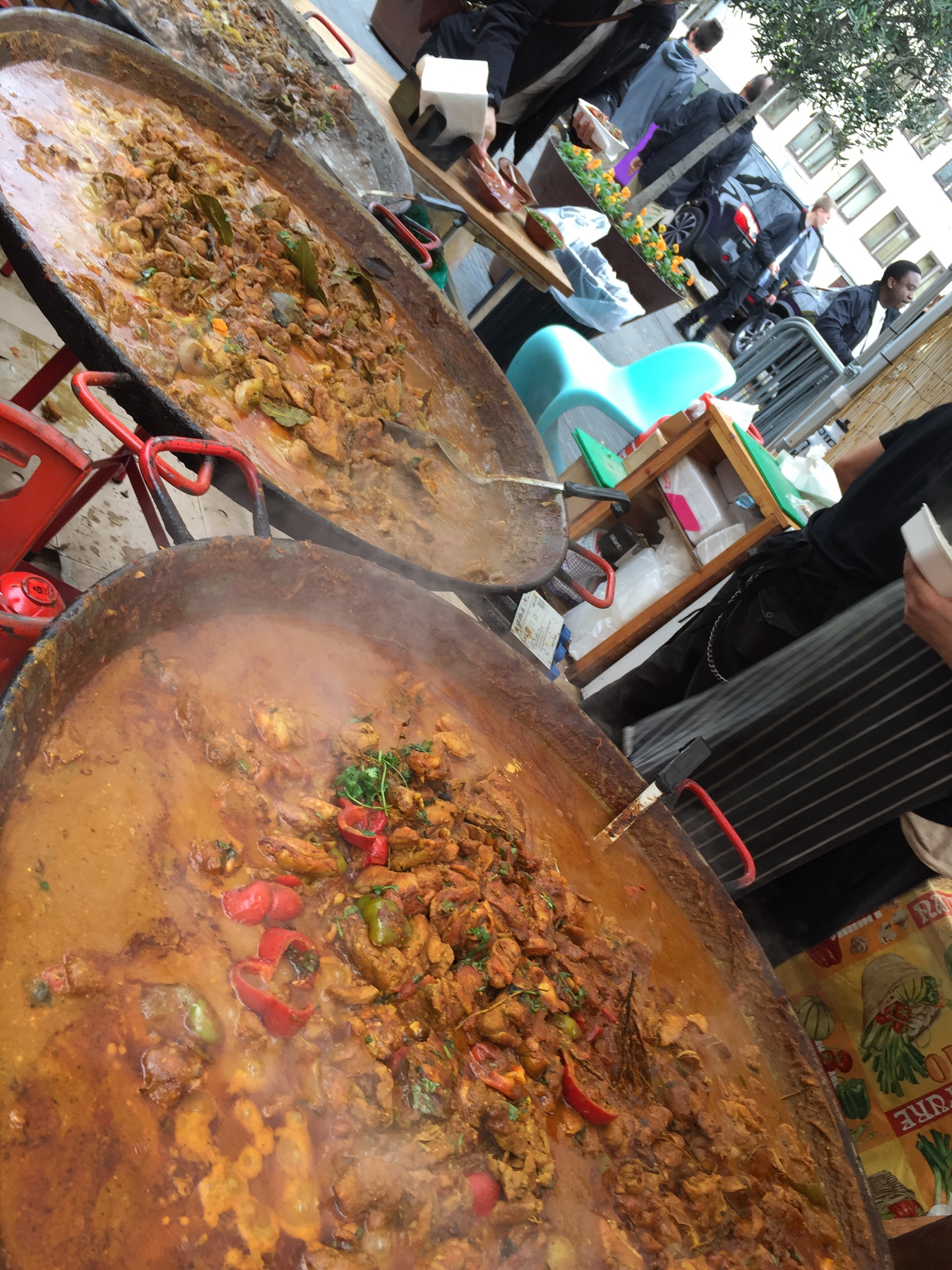 curry at southbank market