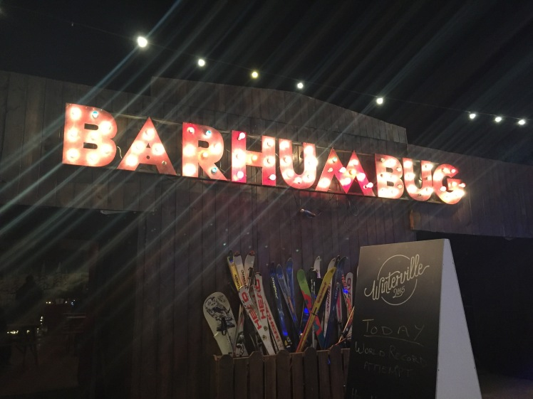 Bar Humbug winterville