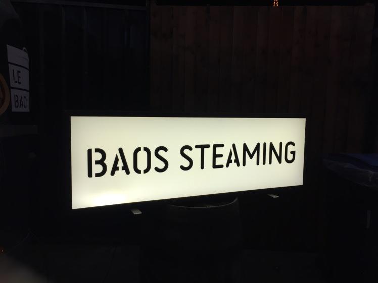 Le Bao buns