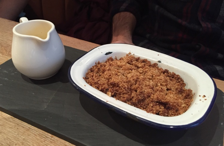 fish market crumble