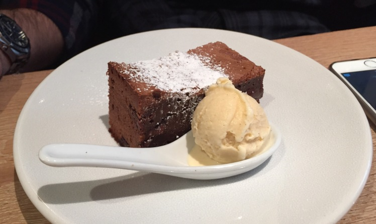 choccy brownie