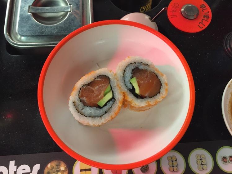 Yo! Sushi yo roll
