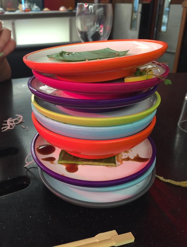 Yo! Sushi st pancras
