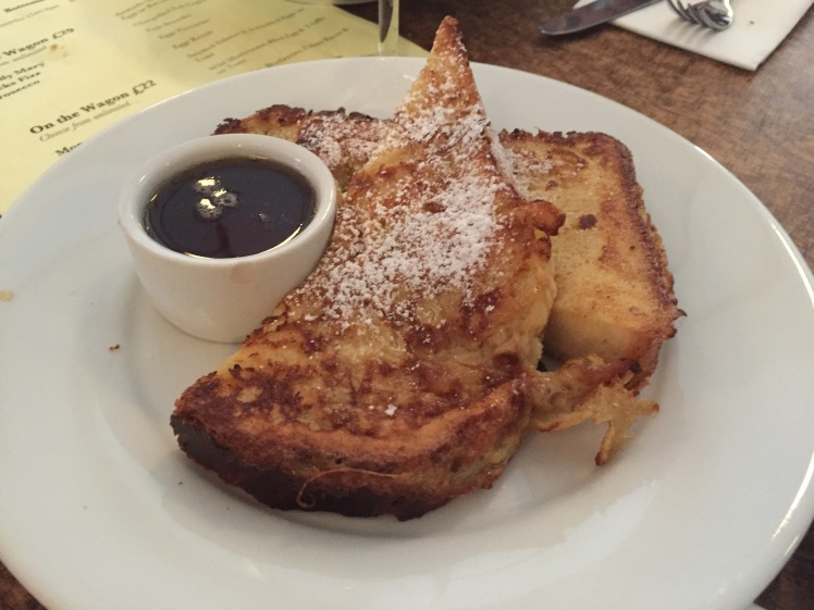 Jones and sons french toast