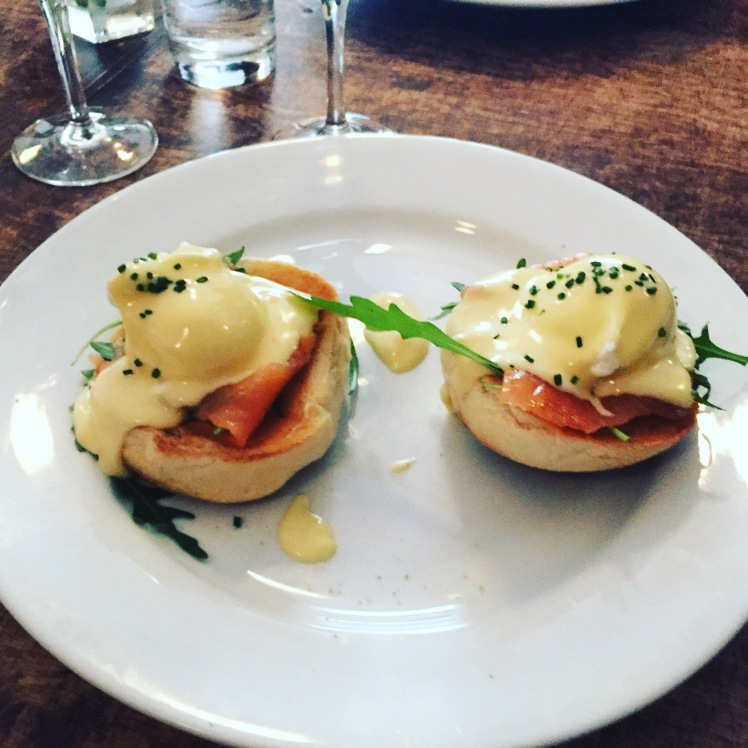 Jones and sons eggs royale