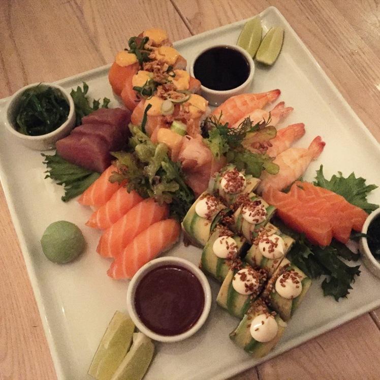 sushi Izakaya Koi, Malmö