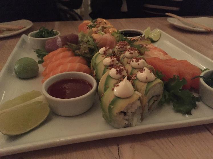 sushi Izakaya Koi