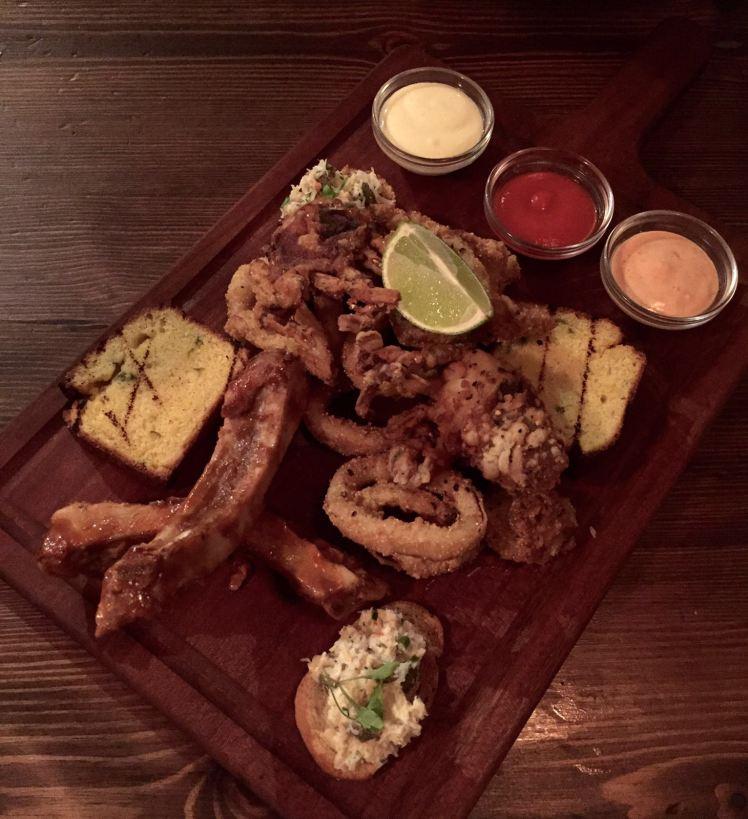 Crab Tavern Platter