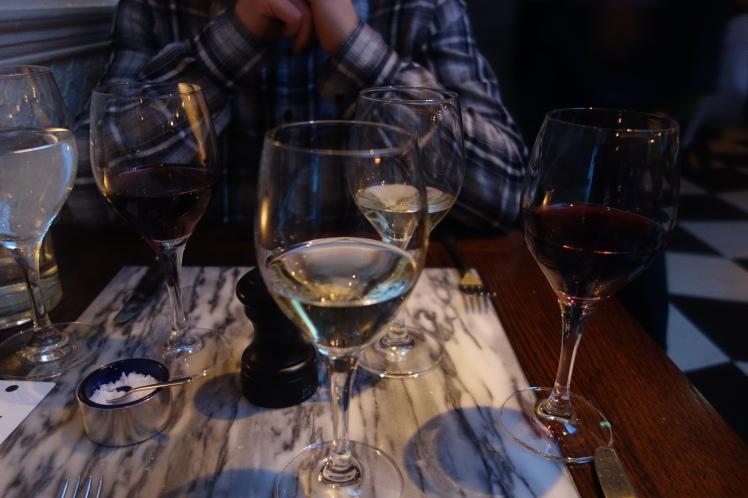 Boulestin wine pairings