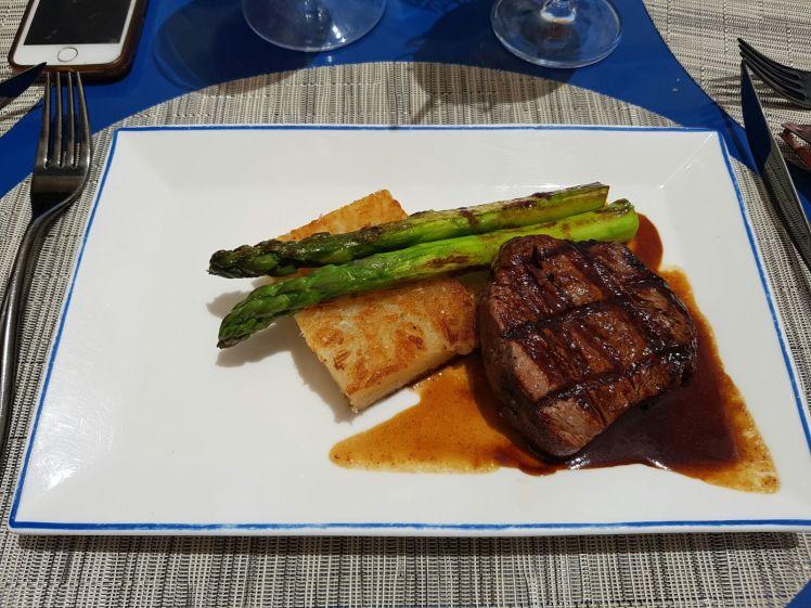 steak lago bellagio
