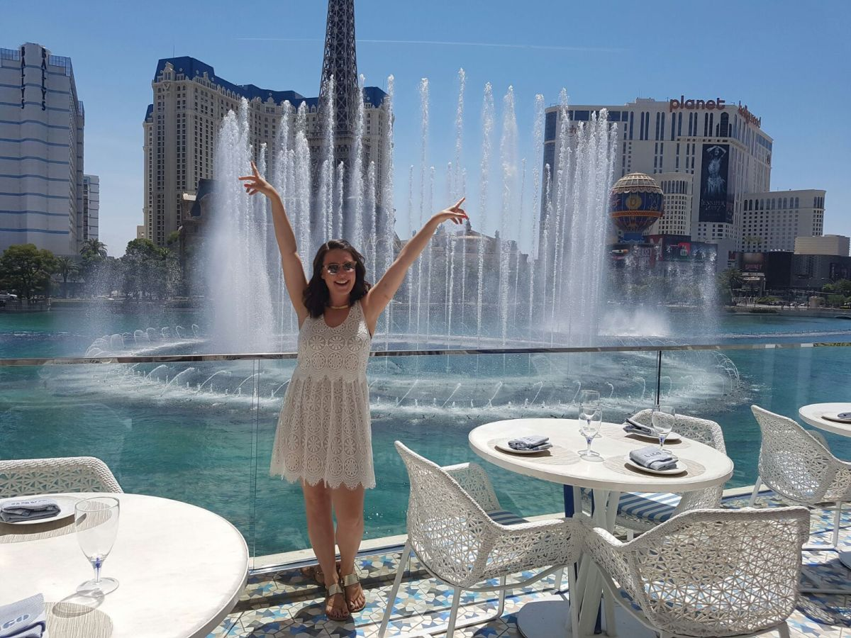 Bottomless Brunch @ Lago, Bellagio, Las Vegas