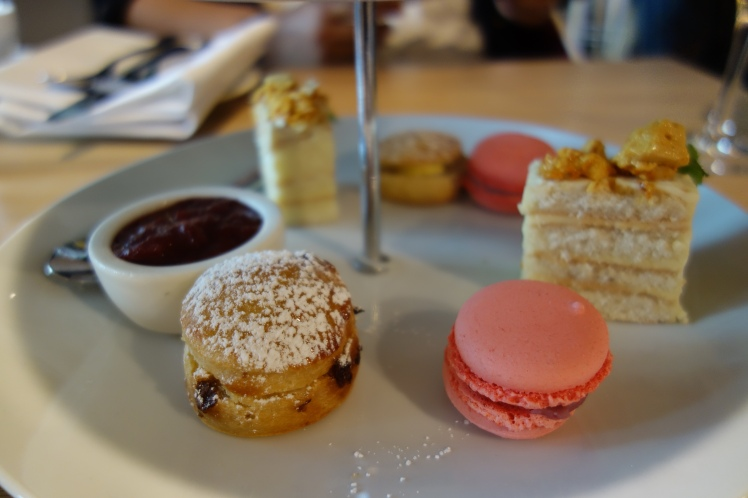 House Afternoon Tea Cakes