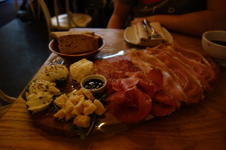 Mixed Charcuterie
