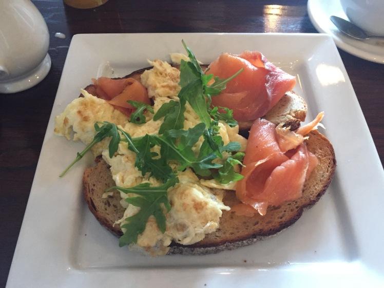 sawmill breakfast