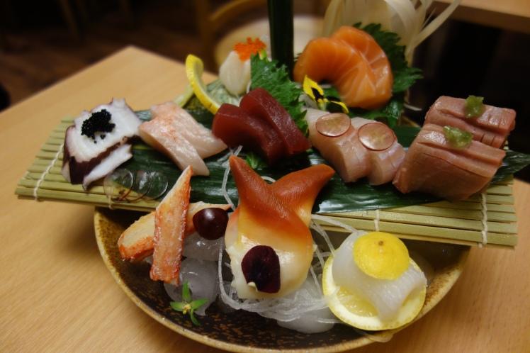 Chef's Special Sashimi Platter