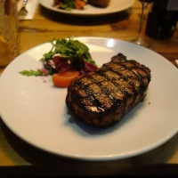 Argentinian Steak @ Mingo, Bank