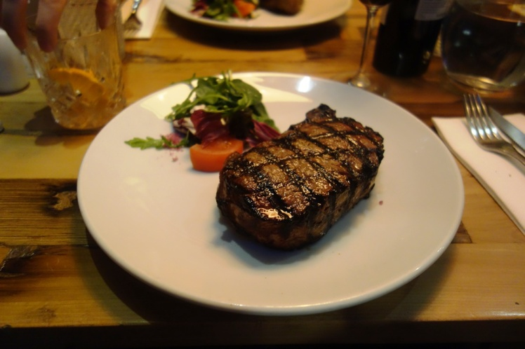 18oz Prime Sirloin Steak