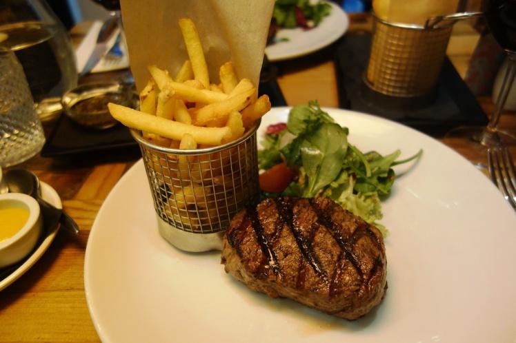 9oz Prime Fillet Steak