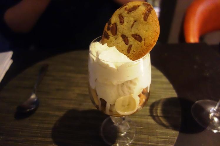 Cookie and Cream Sundae