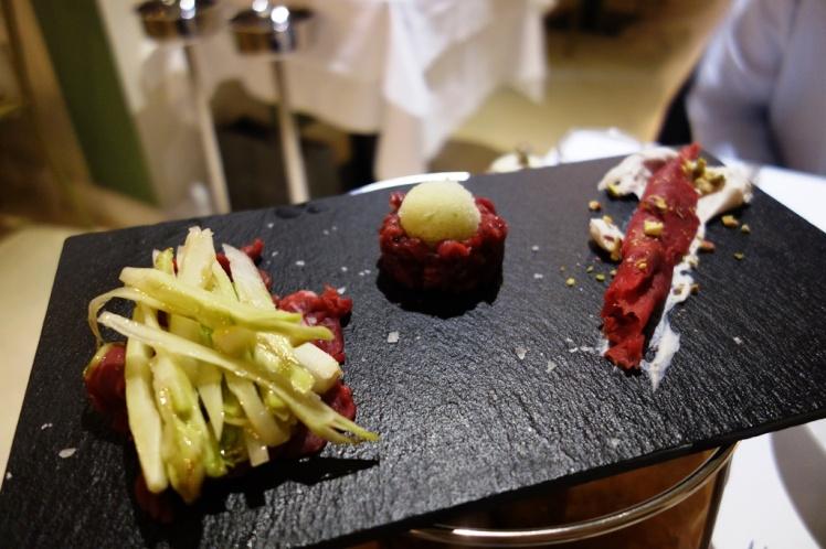 Steak Tartare Selection