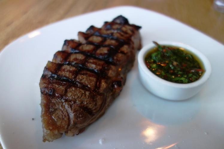 Picana Steak with Chimichurri