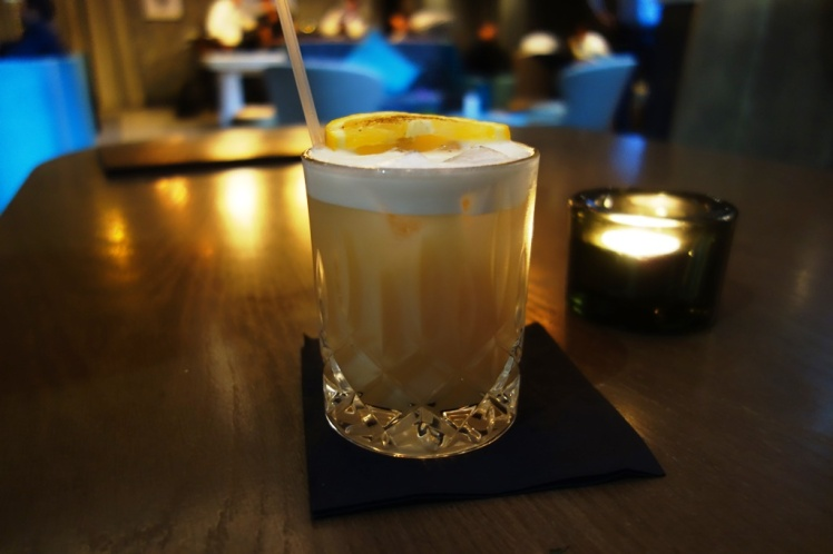Whisky Sour Twist